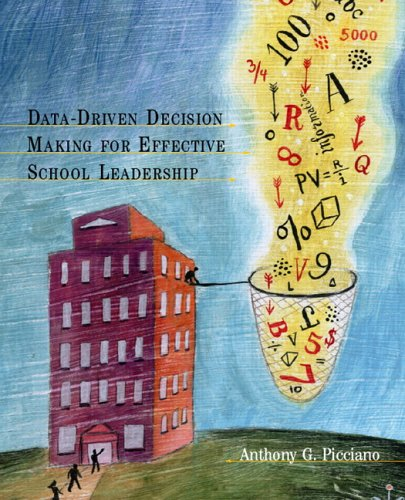 Data-Driven Decision Making for Effective School Leaders   2006 edition cover