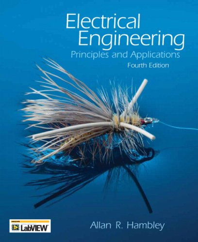 Electrical Engineering Principles and Applications 4th 2008 edition cover