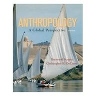 ANTHROPOLOGY:GLOBAL PERSPECTIV N/A 9780137143221 Front Cover