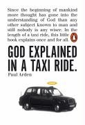 God Explained in a Taxi Ride   2007 edition cover