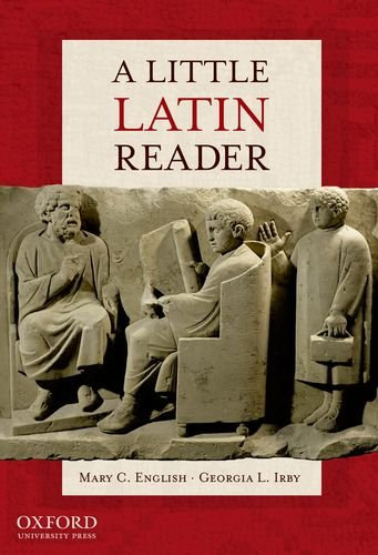 Little Latin Reader  N/A edition cover