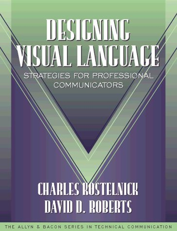 Designing Visual Language Strategies for Professional Communicators  1998 edition cover