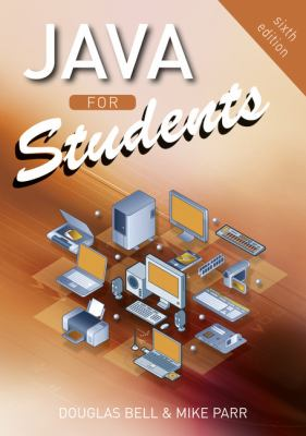 Java for Students  6th 2010 9780273731221 Front Cover