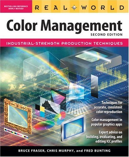 Real World Color Management  2nd 2005 (Revised) edition cover
