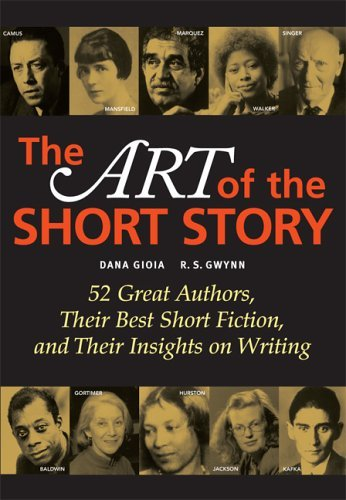 Art of the Short Story 52 Great Authors, Their Best Short Fiction, and Their Insights on Writing  2006 edition cover
