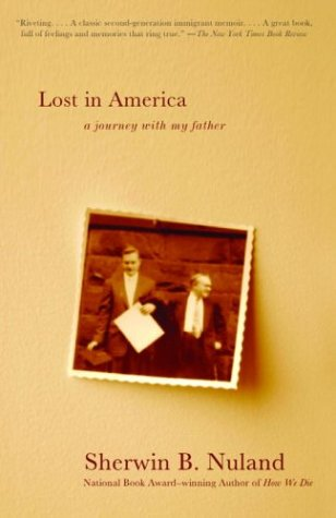 Lost in America A Journey with My Father N/A 9780375727221 Front Cover