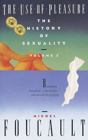 History of Sexuality The Use of Pleasure N/A edition cover