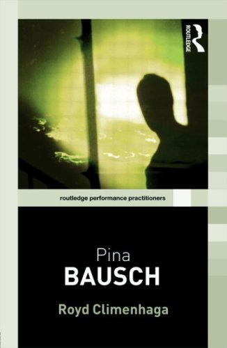 Pina Bausch   2009 edition cover