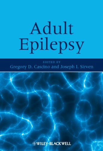 Adult Epilepsy   2011 9780470741221 Front Cover