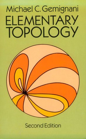 Elementary Topology  2nd 1990 (Revised) edition cover