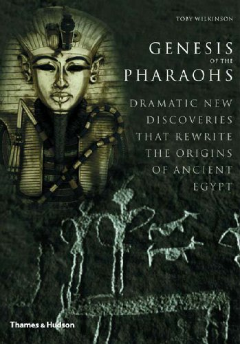 Genesis of the Pharaohs   2003 edition cover