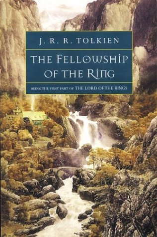 Fellowship of the Ring Being the First Part of the Lord of the Rings  1994 edition cover