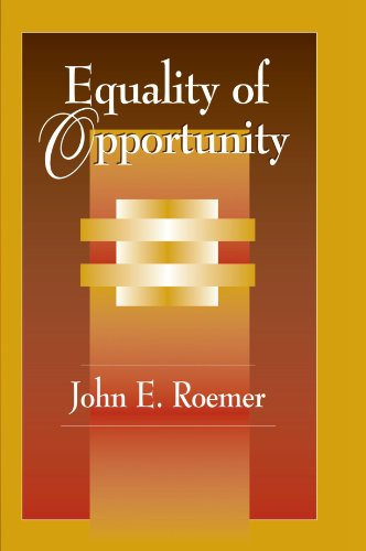 Equality of Opportunity   1998 edition cover