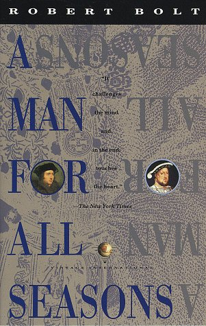Man for All Seasons   1980 edition cover