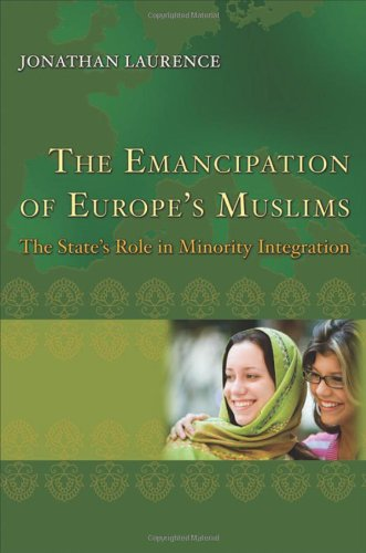 Emancipation of Europe's Muslims The State's Role in Minority Integration  2012 edition cover