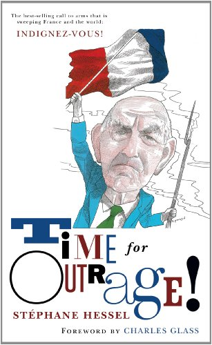 Time for Outrage:  2011 edition cover