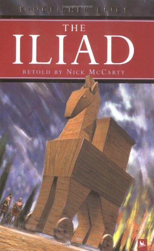 Iliad   2004 edition cover