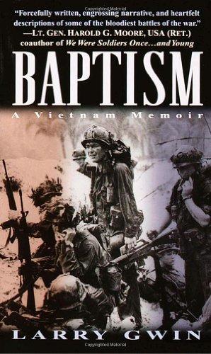 Baptism A Vietnam Memoir  1999 edition cover