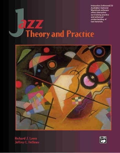 Jazz Theory and Practice  1996 edition cover