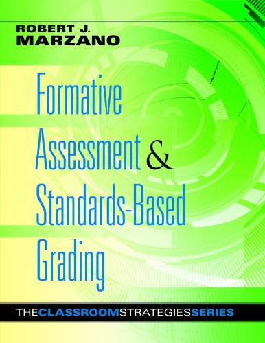 Formative Assessment and Standards-Based Grading Classroom Strategies That Work  2010 edition cover