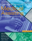 Competency Manual for Lindh/Pooler/Tamparo/Dahl/Morris' Delmar's Comprehensive Medical Assisting: Administrative and Clinical Competencies, 5th  5th 2014 edition cover