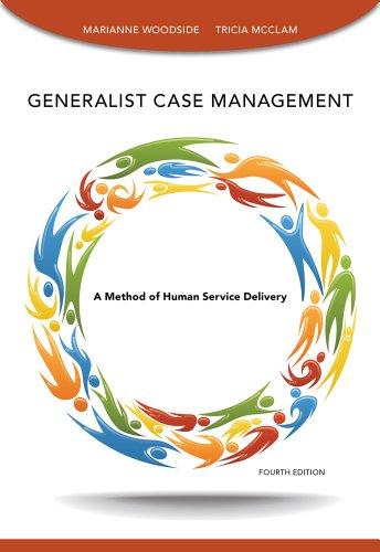 Generalist Case Management:   2013 edition cover