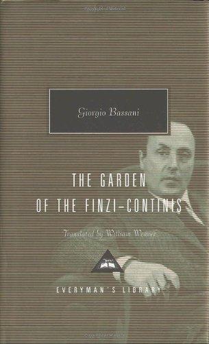 Garden of the Finzi-Continis   2005 edition cover