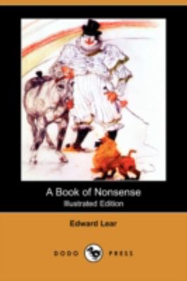 Book of Nonsense   2008 9781406589221 Front Cover
