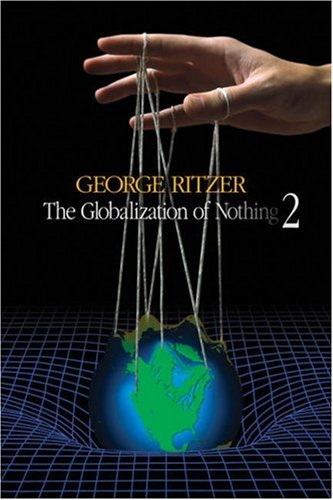 Globalization of Nothing 2  2nd 2007 (Revised) edition cover