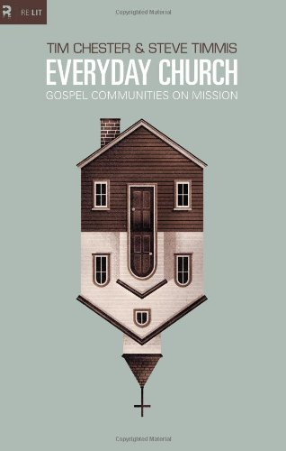 Everyday Church Gospel Communities on Mission  2012 edition cover
