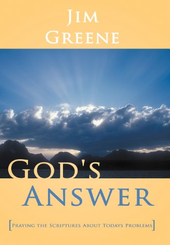 God's Answer: Praying the Scriptures About Todays Problems  2012 edition cover