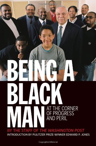 Being a Black Man At the Corner of Progress and Peril  2007 edition cover