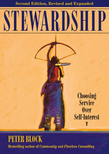 Stewardship Choosing Service over Self-Interest 2nd 2013 edition cover