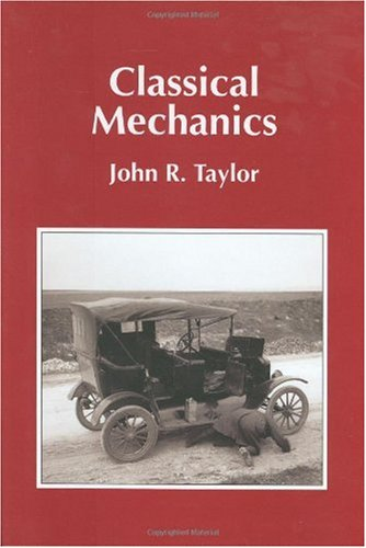 Classical Mechanics   2004 edition cover