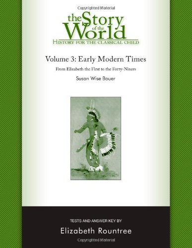 Early Modern Times From Elizabeth the First to the Forty-Niners N/A edition cover
