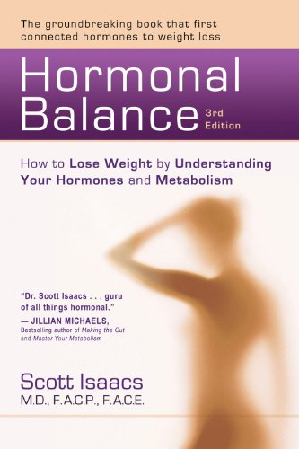 Hormonal Balance How to Lose Weight by Understanding Your Hormones and Metabolism 3rd 2012 edition cover
