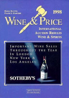 Wine and Price 2nd 1997 edition cover