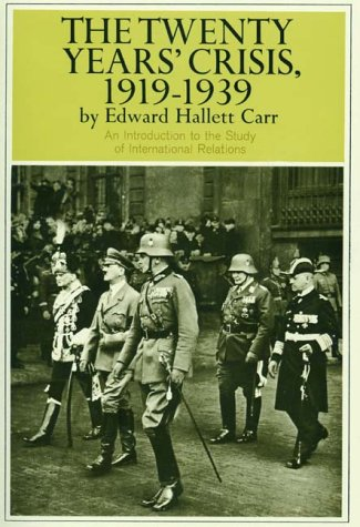 Twenty Years' Crisis, 1919-1939  450th edition cover