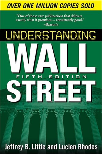 Understanding Wall Street  5th 2010 edition cover