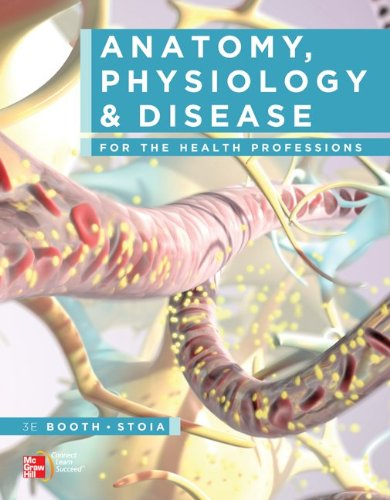 Anatomy, Physiology, and Disease for the Health Professions  3rd 2013 edition cover