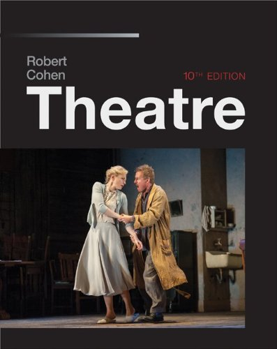 Theatre Loose Leaf  10th 2014 edition cover