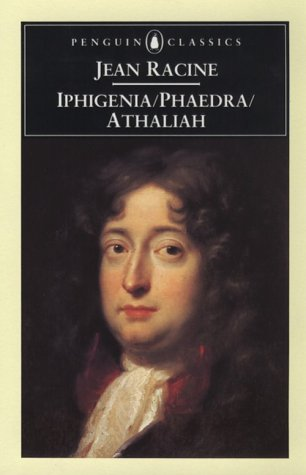 Iphigenia, Phaedra and Athaliah   1970 9780140441222 Front Cover
