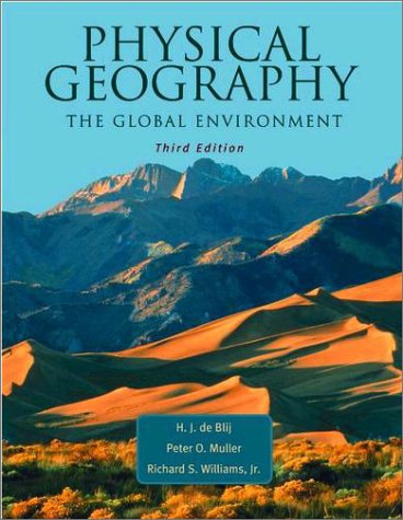 Physical Geography The Global Environment 3rd 2003 edition cover
