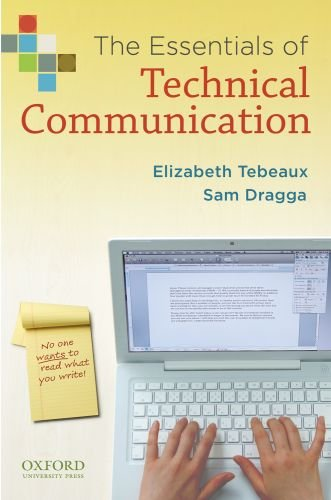 Essentials of Technical Communication  2nd 2010 edition cover
