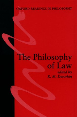 Philosophy of Law   1977 9780198750222 Front Cover