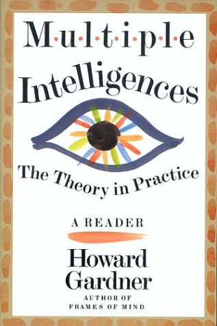 Multiple Intelligences The Theory in Practice  1999 edition cover
