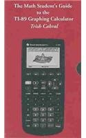 Math Students' Guide to the TI-89 Graphing Calculator   2004 9780534420222 Front Cover