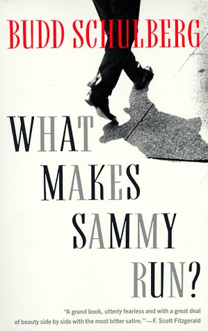 What Makes Sammy Run?   1993 edition cover