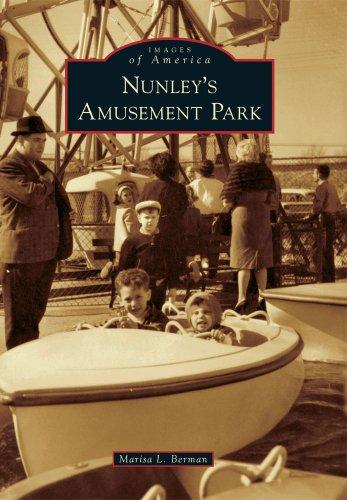Nunley's Amusement Park   2013 edition cover