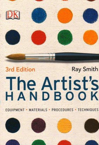 Artist's Handbook  3rd 2009 edition cover